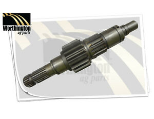 92501c1 Tractor Pto Shaft 1000 Rpm International Case Ih 7110 7120