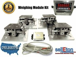 Op 320tm Load Cell Conversion Kit Weigh Module For Scale Tank Hoppers Circula