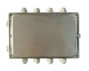 Op 416 10 s Stainless 10 Port Junction Box