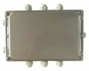 Op 416 8 s Stainless 8 Port Junction Box