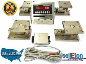 Op 730 tm Load Cell Conversion Kit Weigh Module For Scale Tank Hoppers
