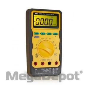 Uei Dm393 Digital Multimeter W True Rms Temperature And Capacitance