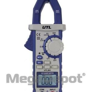 Uei Utl261 Digital Clamp Multimeter