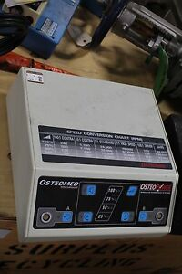 Osteomed Osteopower Power Control Console 450 0010 Modular Handpiece System