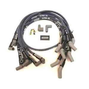 Moroso Ultra 40 Unsleeved Spark Plug Wires Sbf 289 302 5 0l Hei male Terminals