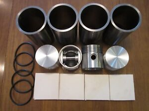 Case S Sc Si So Tractor A9396 Sleeve Piston Kit