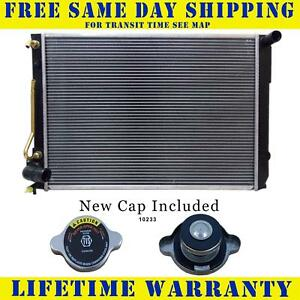 Radiator With Cap For 2006 Toyota Sienna 3 3l V6 Lifetime Warranty Fast Shipping