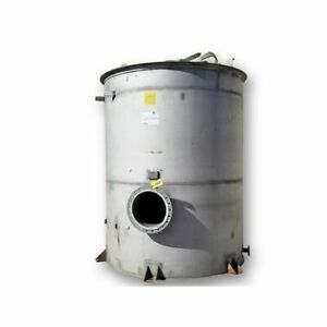 Used Stainless Steel Liquid Tank 2500 Gallon
