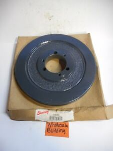 Browning Bushing Bore V belt Pulley 13v690sh 1 3v6 90 Qd sh 1 Groove