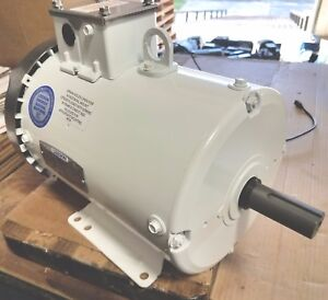 New Leeson 2 Hp 3 Phase Motor G131575 00