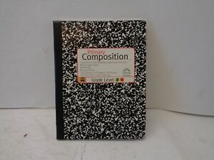 Qty 10 norcom Primary Composition Book 100 Sheets 9 75 X 7 5 Grade 2 3 76041