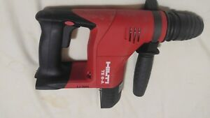 Hilti Te 6 a Li ion Cordless Rotary Hammer Drill Tool Only Used