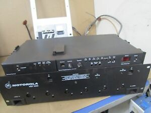 Motorola Msf 5000 Repeater Station Control Remote Control 800mhz