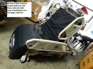 Hill Rom P1900 Totalcare Bed With Chair Position Hospital Bed