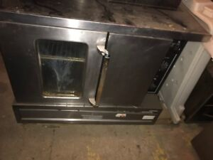 Garland Full Size Gas Convection Oven Send Best Offer