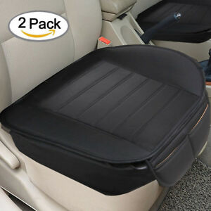 3d Universal Car Seat Cover Breathable Pad Pu Leather Protector Cushion Mat