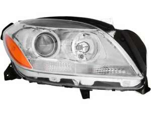 Halogen Headlight Assembly Right Side For 12 14 Mercedes Ml350 Ml500 Ml63