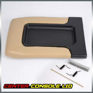 Center Console For 99 07 Chevy Silverado Oem Gm Part 19127366 Lid Arm Rest Latc