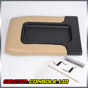 Center Console For 99 07 Chevy Silverado Oem Gm Part 19127366 Lid Arm Rest Latch