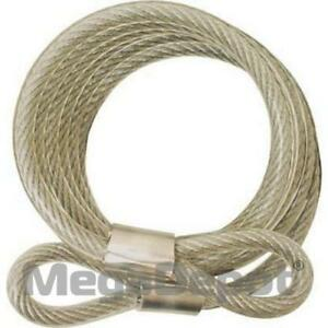 Abus 00066 6 Standard Steel Cable 5 16 Diameter