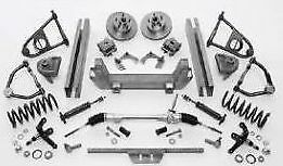 Mopar Plymouth Dodge Ifs Front End Kit 1939 1951 Mustang Ii Style