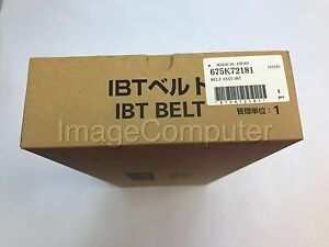 New Oem 675k72181 Ibt Transfer Belt Xerox Docucolor 240 242 250 252 260 Wc7655