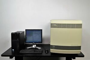 Applied Biosystems 7900ht Fast Real time Pcr System W Pc Software 96 well