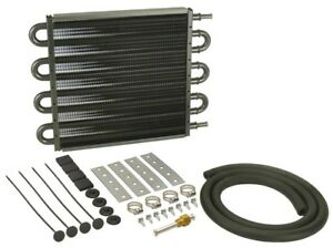 Derale 12 3 4 X 10 1 4 X 3 4 In Automatic Trans Fluid Cooler Kit P n 13107