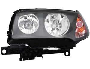 Halogen Headlight Assembly W bulb Left Driver Side For 04 05 06 Bmw X3