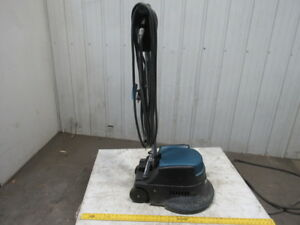Powr flite M172 Floor Machine Scrubber Buffer Polisher 1 5 Hp 17 Brush Size
