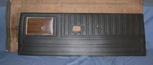 Nos Mopar 1970 Plymouth Duster 340 Inside Door Trim Panel W Woodgrain Rh