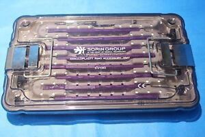 Sorin Group Annuloplasty Ring Accessory Tray Icv1343 Used
