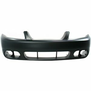 For Ford Mustang 2003 2004 Cobra Model Capa Certified Front Bumper Cover Primed