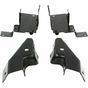 For 2003 2006 Chevrolet Silverado 1500 Front Bumper Bracket Base Ls Lt Models