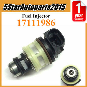 Fuel Injector 17111986 For Chevrolet Beretta Corsica Buick 2 0 2 2 Gmc S15 2 5