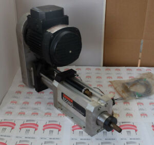 Suhner Economaster Pneumatic Automated Self feeding Dril used