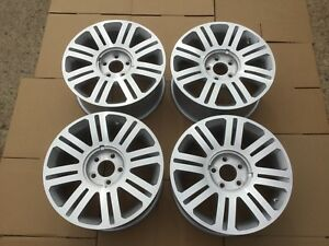 2006 Lincoln Zephyr New Oem Wheels 4w1z1130a 6h6z1007aa Set Of 4 Nos New
