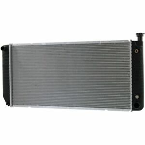 For Escalade 99 00 Radiator Factory Finish Plastic