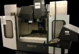 Hurco Bmc 20 3 Axis Cnc Vertical Machining Center Milling Machine
