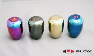 Blox Shift Knob 5 speed Limited Neo Honda Acura Civic Integra Crx Accord Prelude