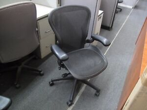 Herman Miller Aeron Chair Basic Socal Gardena Ca