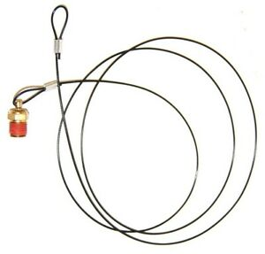 5 Foot Cable Operated Air Compressor Tank Drain Valve 1 4