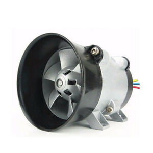 New Y Type 5 Wire 380w Car Electric Supercharger Turbo Intake Fan