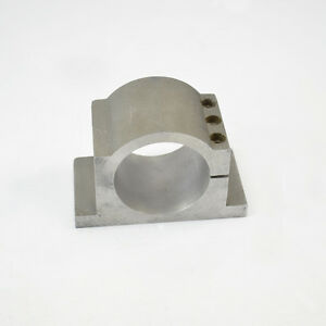 1 Piece Of 80mm Diameter Mount Bracket Clamp For Cnc Spindle Motor