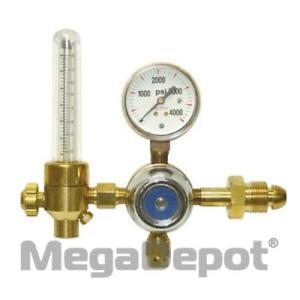 Uniweld Kf13 Flowmeter Regulator Mig Kit Cef13 W 10 Hose Fittings