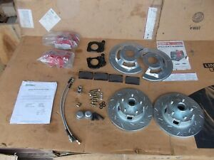 Ssbc Brake Kit W120 23r As Shown Missing Pieces Free Shipping