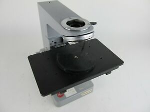 Leitz Hd lux Microscope Base
