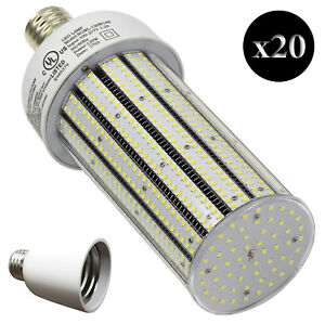 QTY 20 CC120-39 + 20 Adapters LED HI BAY COMMERCIAL LIGHT WHITE 120W EQV 720W $1,974.99