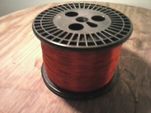Magnet Wire 9 lbs 21 Awg copper Spool enameled