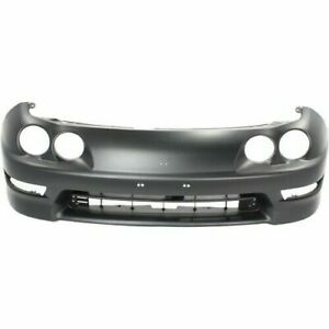 For Integra 98 01 Front Bumper Cover Primed Plastic